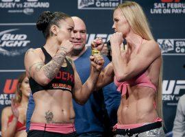 Прогноз и ставка на бой Холли Холм - Ракель Пеннингтон 19 января на турнире UFC 246