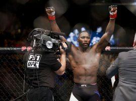 Энтони Джонсон может выступить на UFC 248