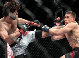 Кайл Бочняк покинул UFC и находится в поиске нового контракта