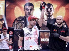 Андрей Кошкин: Поднялся в весовой категории, работаю с соперниками погабаритнее