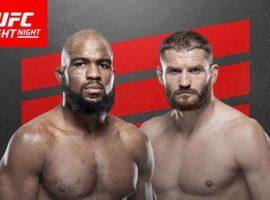 Прогноз и ставка на бой Кори Андерсон - Ян Блахович 9 февраля 2020 года на турнире UFC Fight Night 167