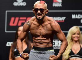Команда Дейвесона Фигейредо заявила, что врачи запретили бойцу сбрасывать вес
