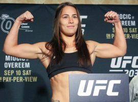 Джессика Ай просит UFC дать ей «еще один шанс» против Валентины Шевченко