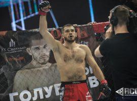Егор Голубцов: Возможно, Умаров захочет удивить меня борьбой