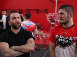 Камил Гаджиев: Хабиб выиграет Фергюсона решением или удушающим приемом