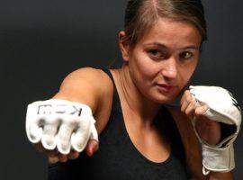 Каролина Ковалькевич рассказала о травмах, полученных на UFC Auckland