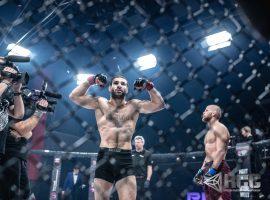 Максим Усоян: Хотел изначально устроить бой в стойке