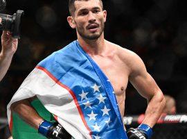 Бой Махмуд Мурадов – Карл Роберсон добавлен в кард UFC 249: Хабиб - Фергюсон