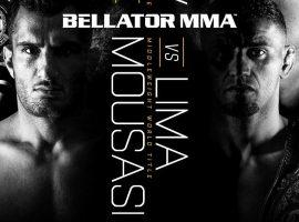 Официально: Мусаси встретится с Лимой за вакантный титул в среднем весе на Bellator 243