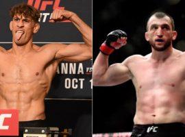 Муслим Салихов проведет бой в апреле на турнире UFC в Портленде. Есть соперник