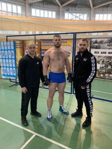 Александр Подмарёв: В моих планах стать чемпионом GFC , Селивёрстов стоит на пути к моему поясу