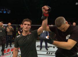 У Мовсара Евлоева сменился соперник, встретится с Джамаллом Эммерсом на UFC 248