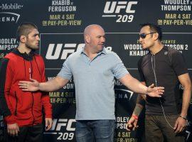 UFC сообщили, когда состоится пресс-конференция посвященная бою Хабиб - Фергюсон