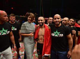 Оттман Азайтар настаивает на том, чтобы UFC приехало в Африку