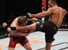 Медицинские отстранения UFC Brasilia