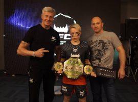 Анна Руденко: Думала финишировать титульник в GFC во втором раунде