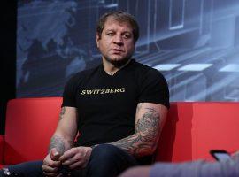 Емельяненко – Александру Шлеменко: Конкретное ты бздило!