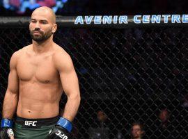 Артем Лобов готов вернуться в UFC поединком против Зубайры Тухугова в Дублине