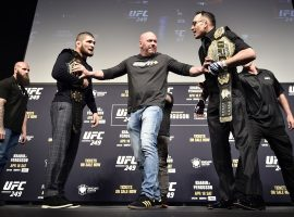 Стало известно, куда перенесут 'UFC 249: Хабиб – Фергюсон' в связи с коронавирусом