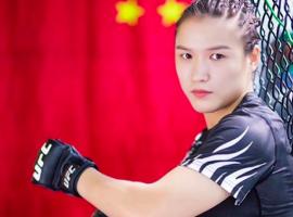 Китайские фанаты прислали Вэйли Чжан различные припасы в Лас-Вегас