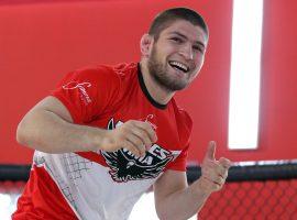 Хабиб Нурмагомедов: «Не Гетжи решать как пойдёт бой»