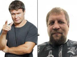 Олег Тактаров ответил на оскорбления Александра Емельяненко