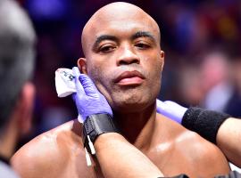 Андерсон Сильва перенёс операцию на колене и готовится к последним двум боям в UFC