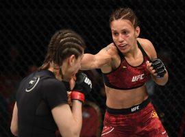 Антонина Шевченко может провести бой против Кэтлин Чукагян на турнире UFC, который состоится 30 мая