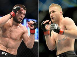 Президент UFC объявил дату боя Хабиба Нурмагомедова с Джастином Гетжи