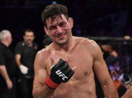 Демиан Майа передумал завершать карьеру и выразил желание подраться с легендой UFC