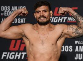 Джамал Хилл – Клидсон Абреу: прогнозы и ставки на бой UFC Fight Night 173