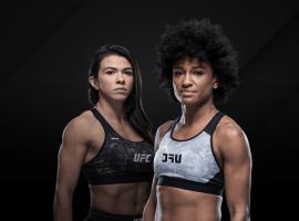 Клаудия Гаделья - Анжела Хилл: прогнозы и ставки на бой UFC Fight Night 172