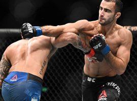 Гига Чикадзе - Майк Дэвис: прогнозы и ставки на бой UFC Fight Night 172