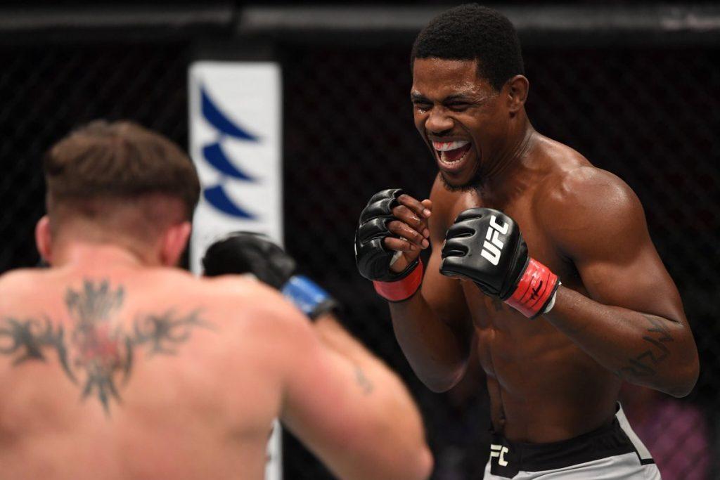 Кевин Холланд - Энтони Эрнандес UFC Fight Night 172