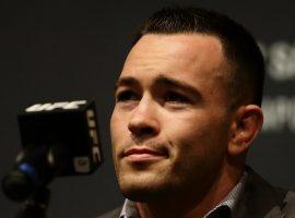 Колби Ковингтон объяснил, почему UFC дали Тайрону Вудли в соперники