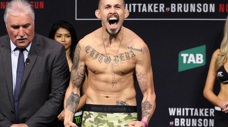 Ядонг Сонг - Марлон Вера UFC 17 мая