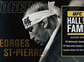 Сент-Пьер назвал лучших бойцов в истории, Хабиба нет в этом списке