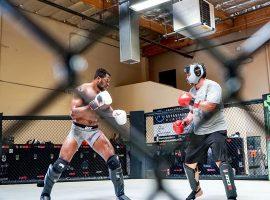 Фрэнсис Нганну демонстрирует феноменальную форму перед турниром UFC 249