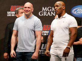Президент UFC рассказал о следующем бое Майка Тайсона