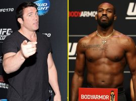 Чейл Соннен жёстко высмеял желание Джона Джонса уйти из UFC