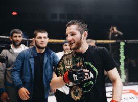 Тагир Уланбеков подписан в UFC