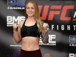 Джин Ю Фрей — Кэй Хансен: прогнозы и ставки на бой UFC Fight Night: Poirier vs. Hooker