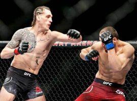 Брендан Аллен — Кайл Даукаус: прогнозы и ставки на бой UFC Fight Night: Poirier vs. Hooker