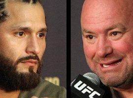 Дана Уайт ответил Хорхе Масвидалю, заявившему о намерении уйти из UFC