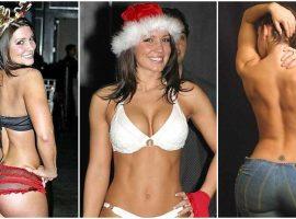 Легендарную Джину Карано раскритиковали за публикацию фотографии, на которой она голая