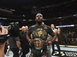 Джон Джонс заявил, что не будет драться в UFC до тех пор, пока ему не предложат достойный гонорар