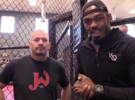 Тренер подтвердил намерение Джона Джонса отказаться от титула UFC
