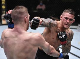 Лучшие моменты UFC on ESPN 12: Порье – Хукер