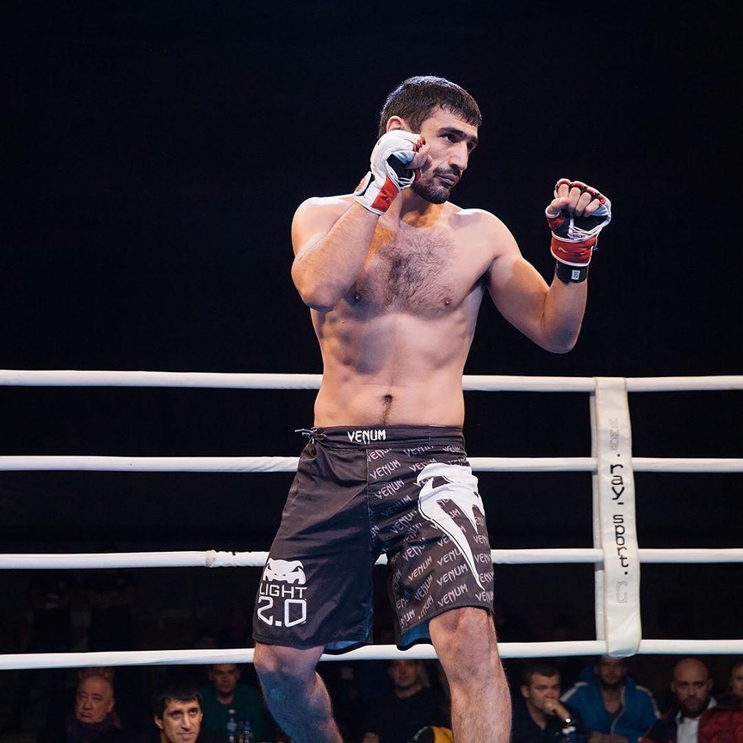 Рустам Мадоян интервью