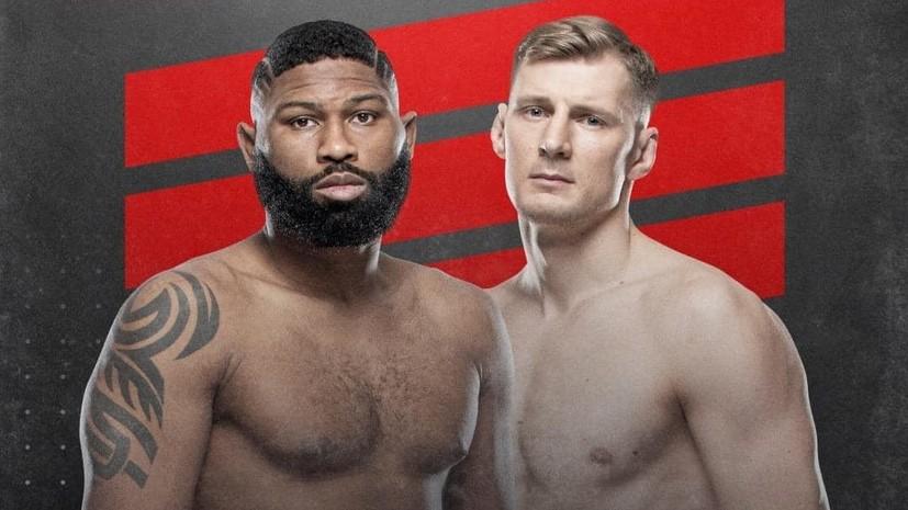 UFC Fight Night 173: Кёртис Блэйдс и Александр Волков